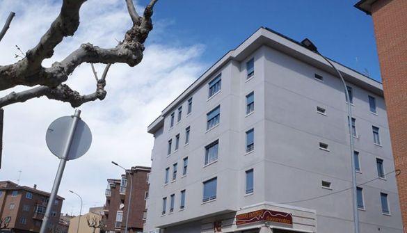 Atico en Ávila de 1 habitaciones