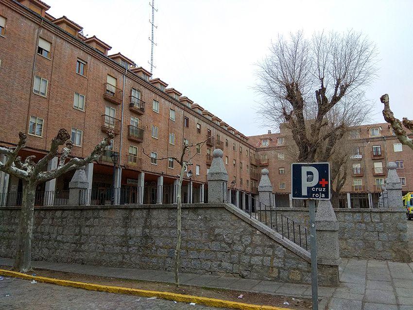 Piso en Ávila, Norte, alquiler
