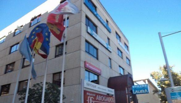 Oficina en Segovia
