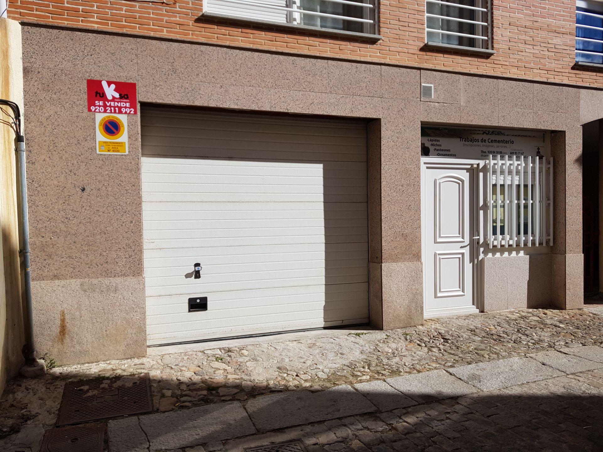 Garaje / Parking en Ávila, Sur San Nicolas, venta