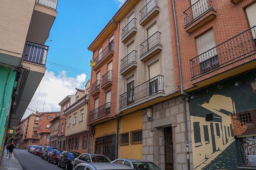 Piso en Ávila, venta