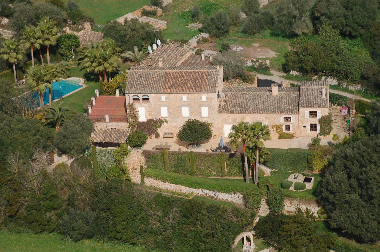 Landhaus in Algaida, Heart of mallorca, verkauf