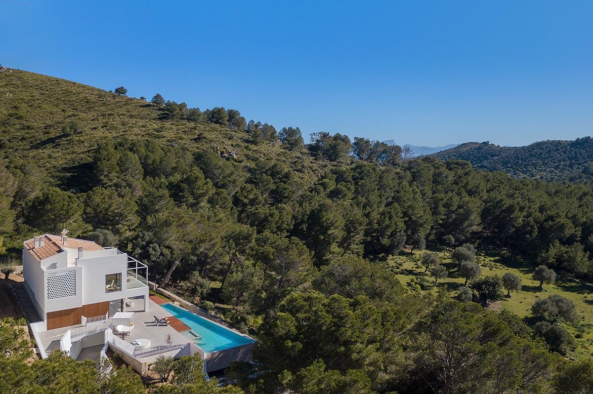 Villa de Lujo en Alcúdia, Designer villa & sea views, venta