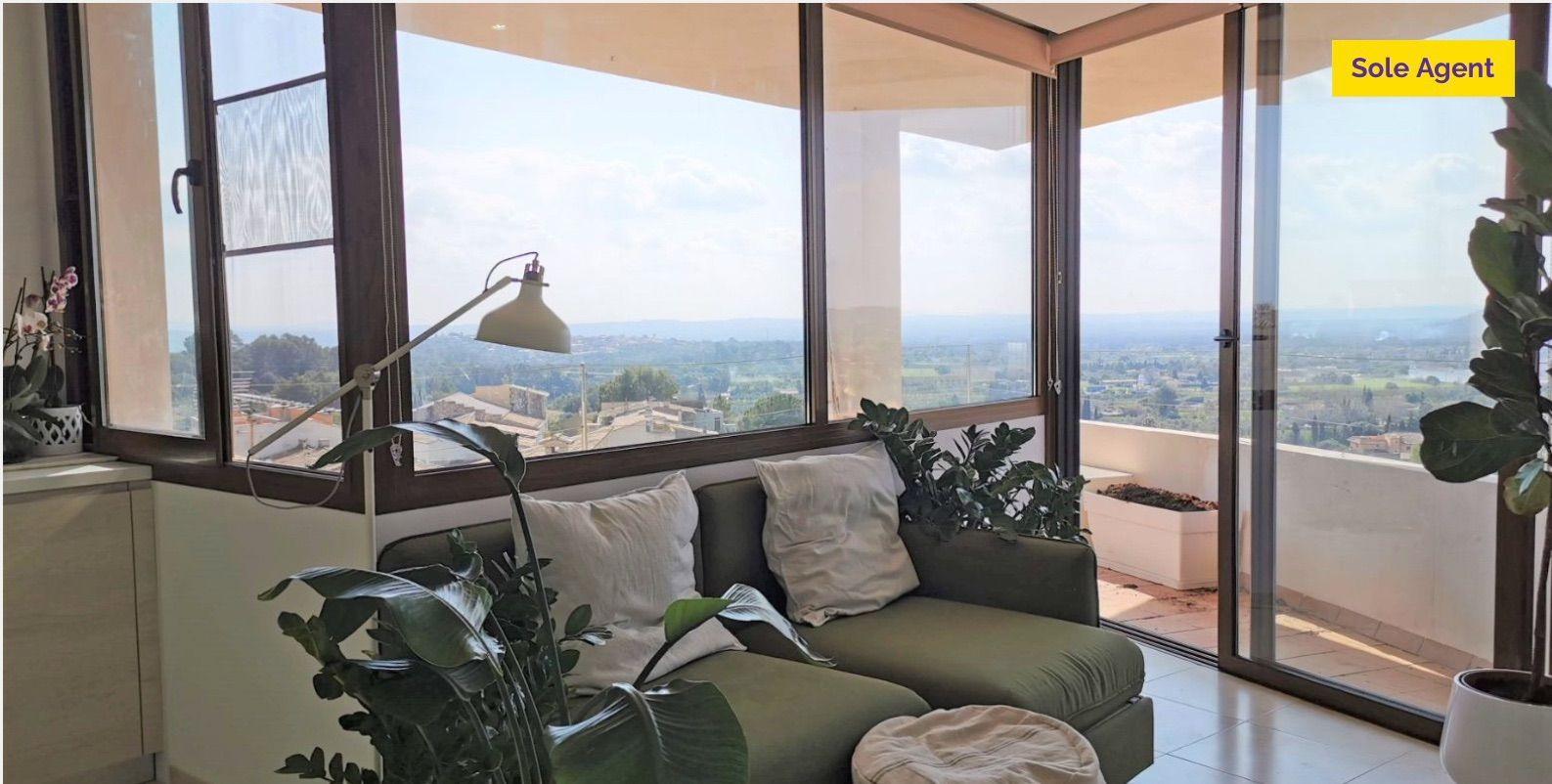 Apartamento en Campanet, Campanet with garage & views, venta
