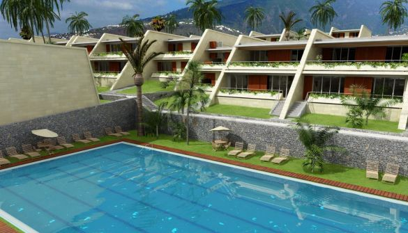 New Development of Apartments in Orotava, La