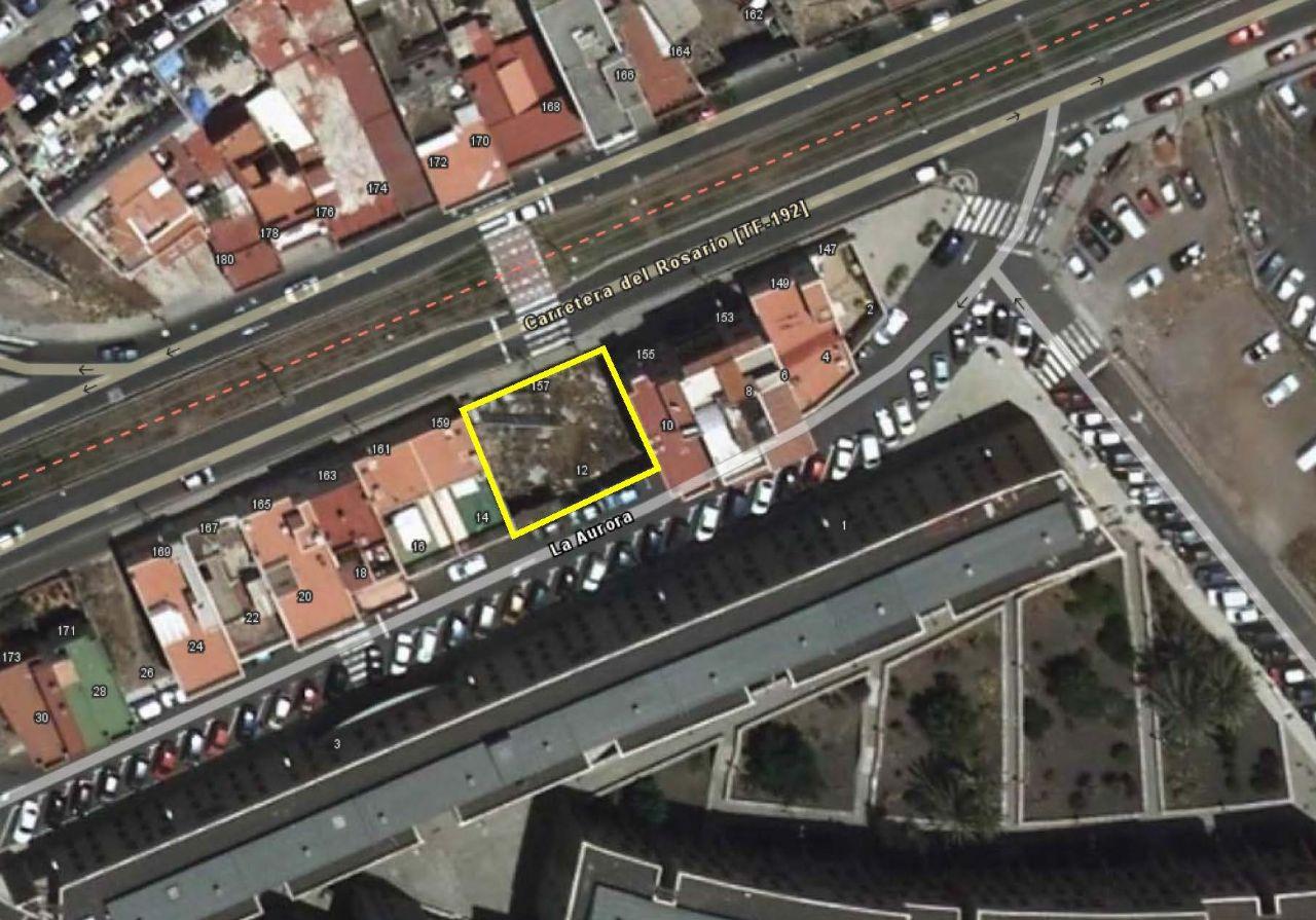 Solar Urbano en Santa Cruz de Tenerife, Ofra, venta