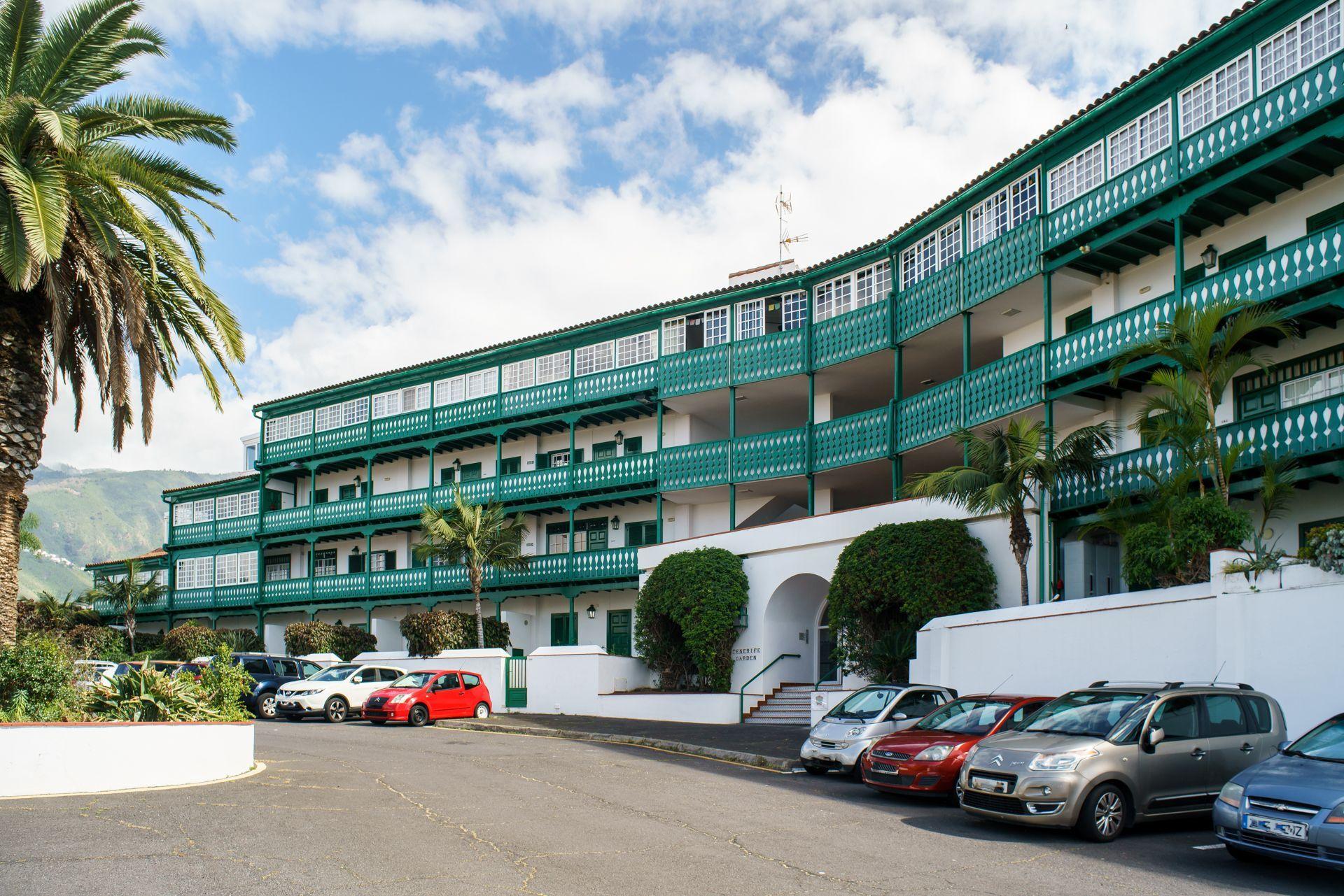 Apartamento en Puerto de la Cruz, La Paz - Botánico, venta