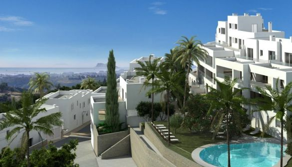 New Development of Apartments in Marbella