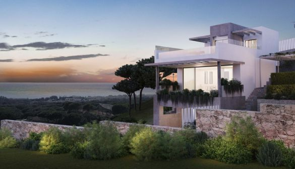 New Development of terraced houses in Marbella