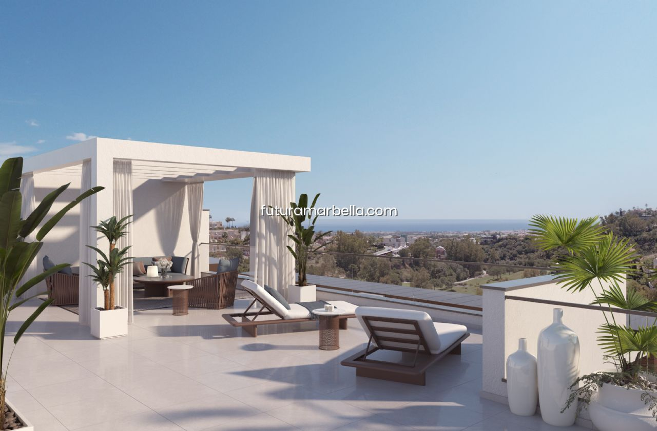 Nouvelle Promotion de appartements à Marbella