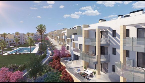 New Development of Apartments in Casares