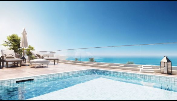 New Development of apartments in Torremolinos