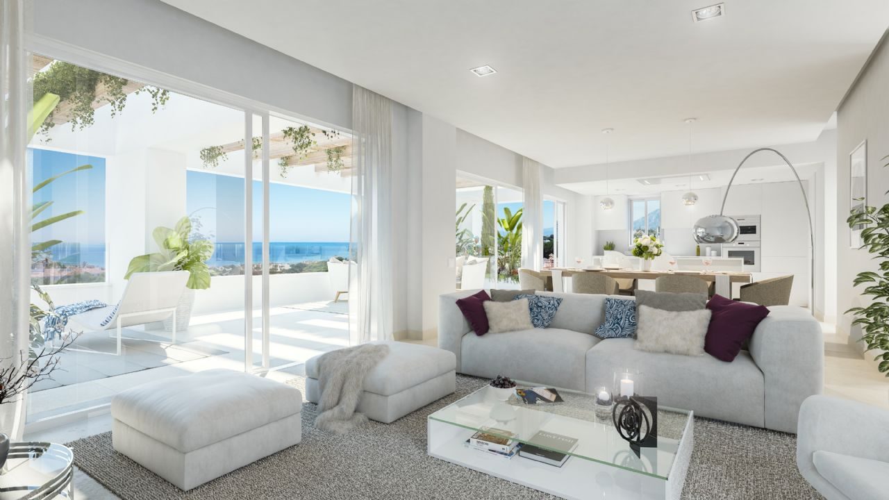 Apartment in Marbella, Marbella Este, for sale