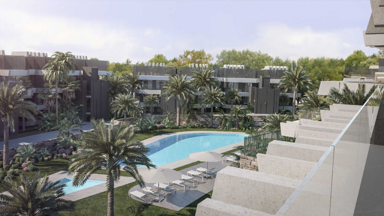Apartment in Estepona, Selwo Resina Golf, for sale