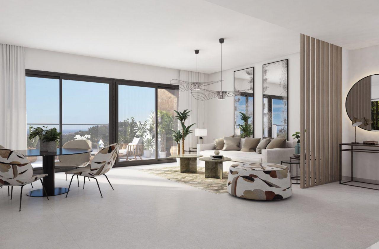 Apartamento en Benahavís, venta