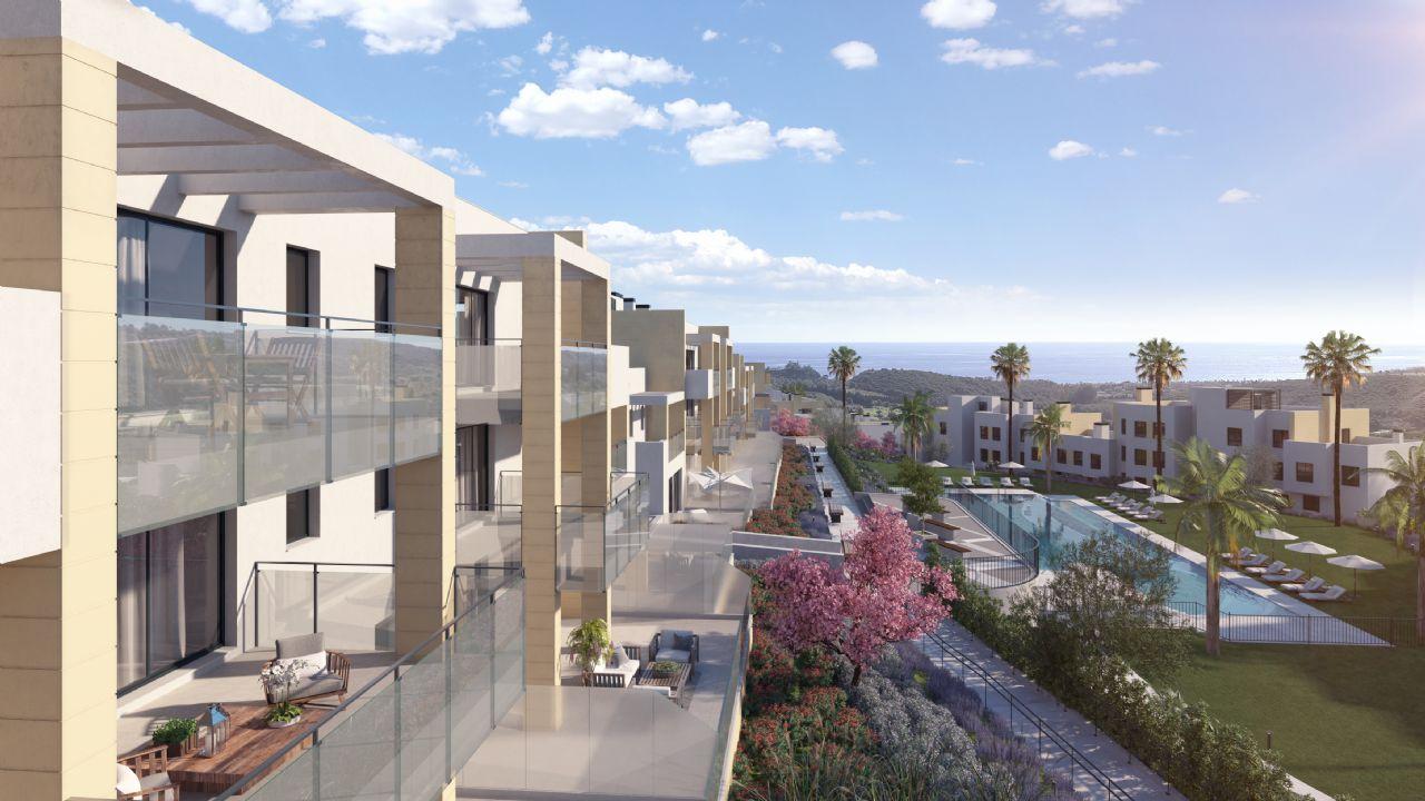 Apartment in Casares, FINCA CORTESIN, verkauf