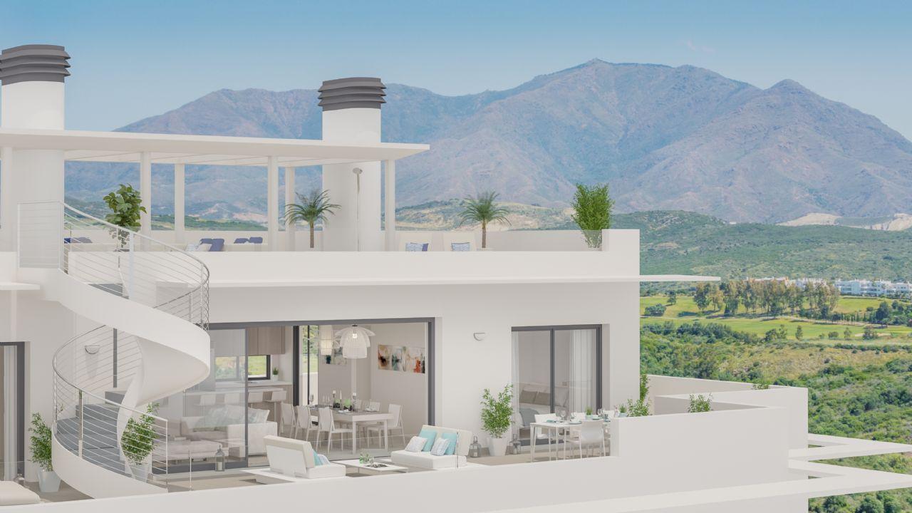 Apartment in Casares, FINCA CORTESIN GOLF CLUB, verkauf