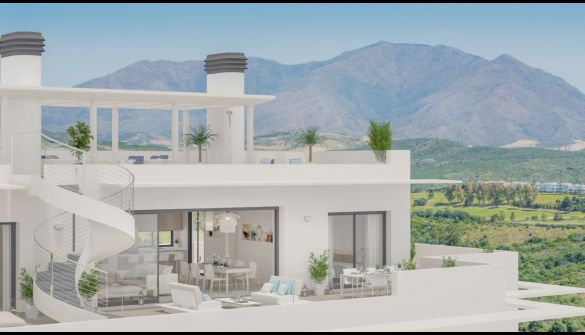Apartment in Casares, FINCA CORTESIN GOLF CLUB, verkauf
