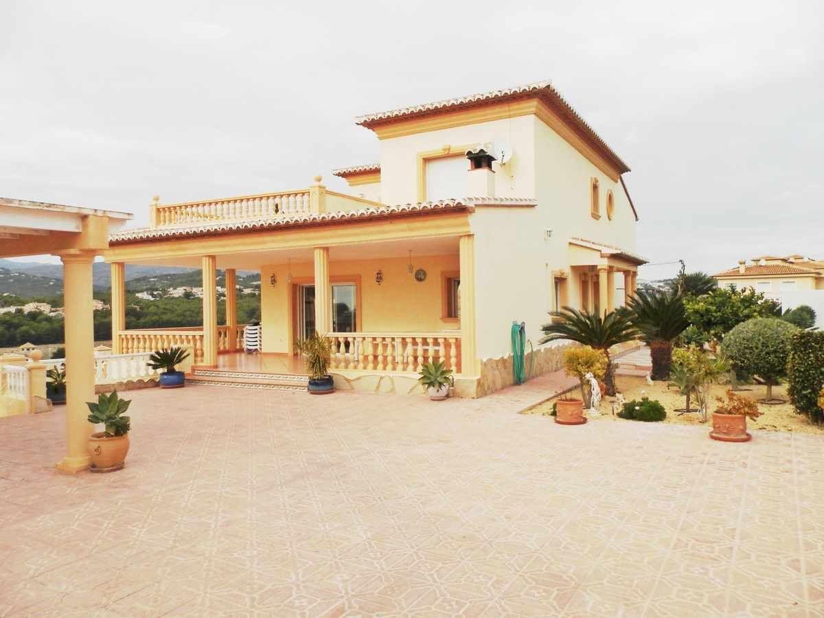 Villa de Lujo en Calpe / Calp, venta