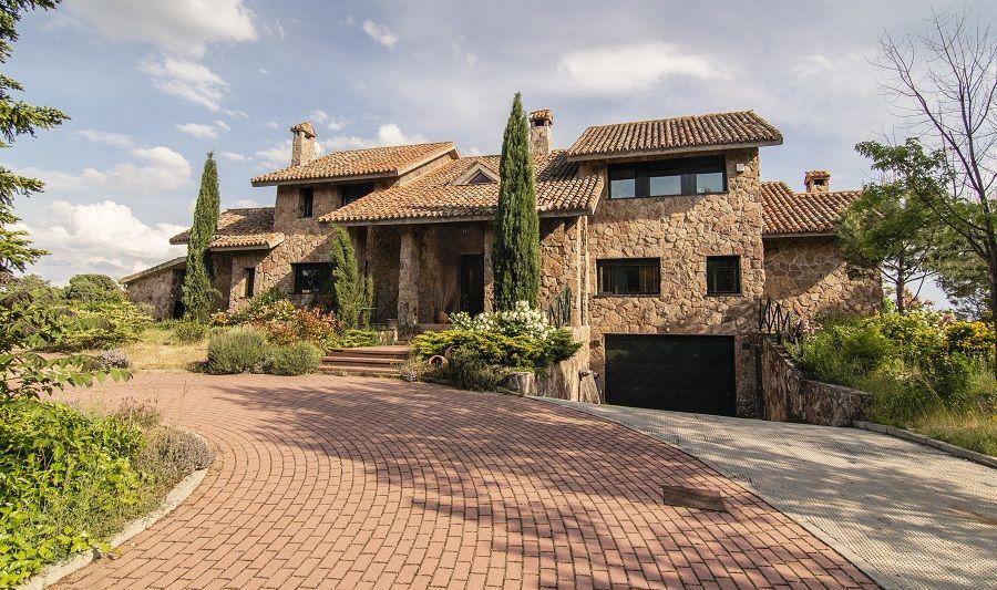 Casa / Chalet en Hoyo de Manzanares, Parque Las Colinas, venta