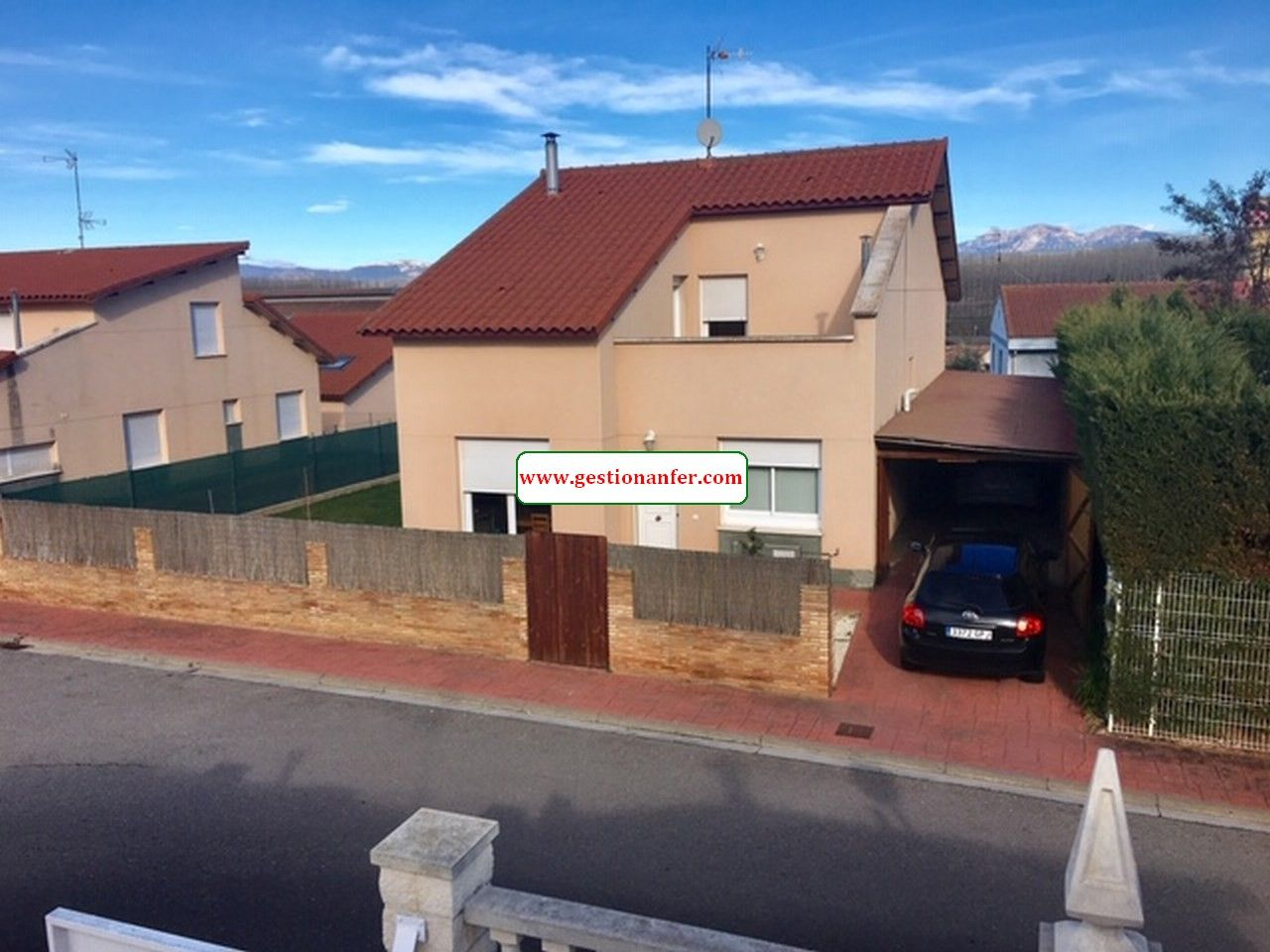 Casa / Chalet en Agoncillo, Recajo - La Rioja, alquiler