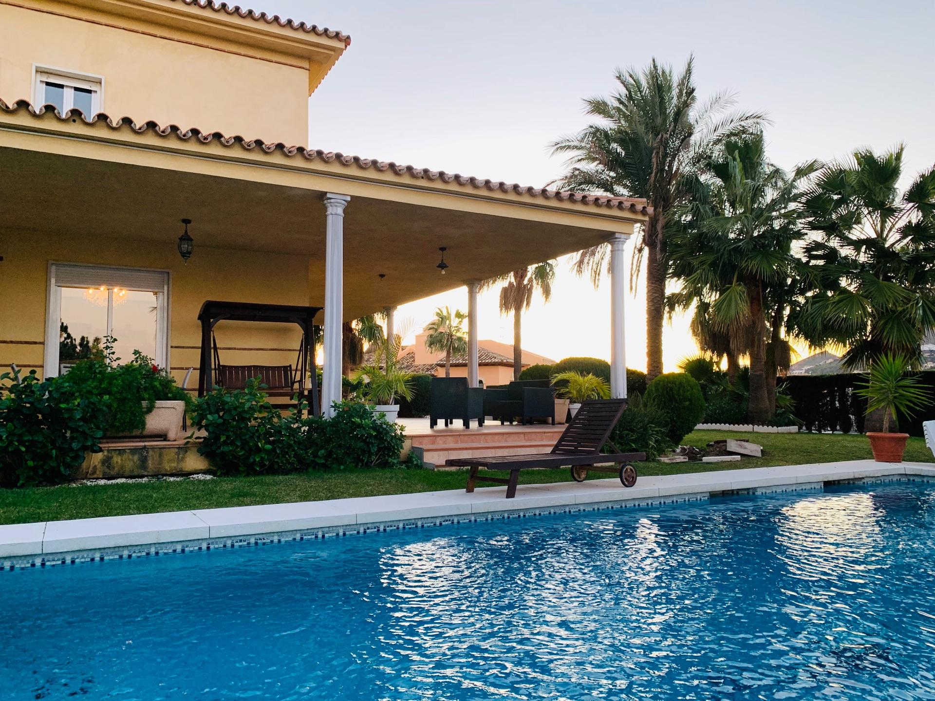 Villa de Lujo en Benalmádena, venta
