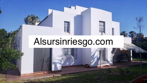 Villa de Lujo en Puerto de Santa María, El, El Ancla, venta