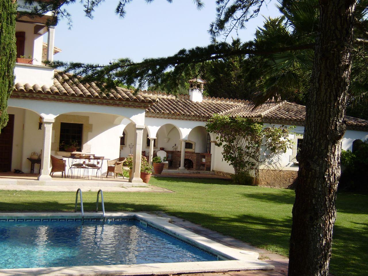 Villa de Lujo en Santa Cristina d'Aro, GOLF, venta