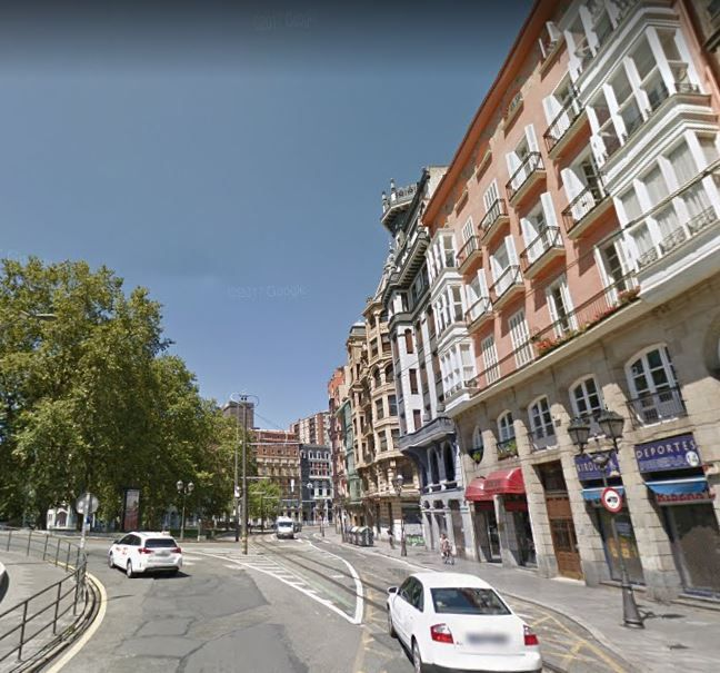 Piso en Bilbao, Casco Viejo, alquiler