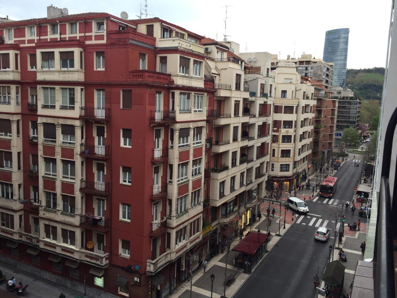 Wohnung in Bilbao, Indautxu, miete