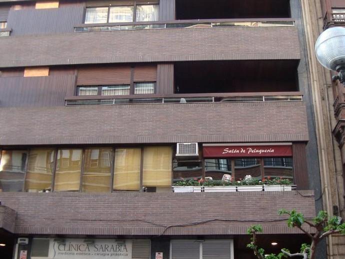 Piso en Bilbao, Indautxu, alquiler