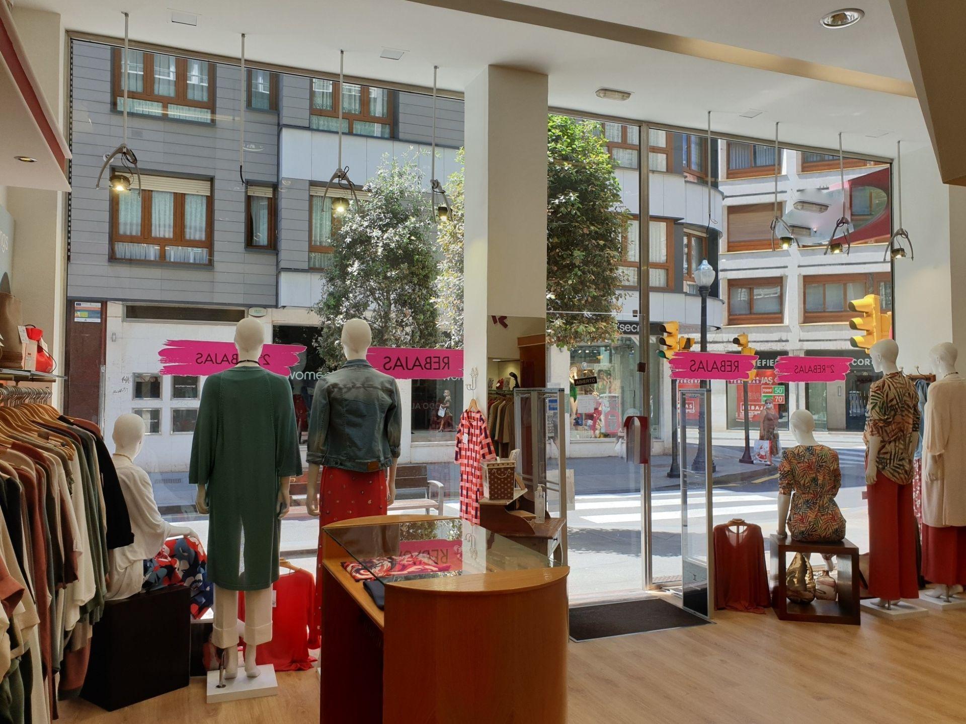 Local comercial en Gijón, Centro-Playa, alquiler