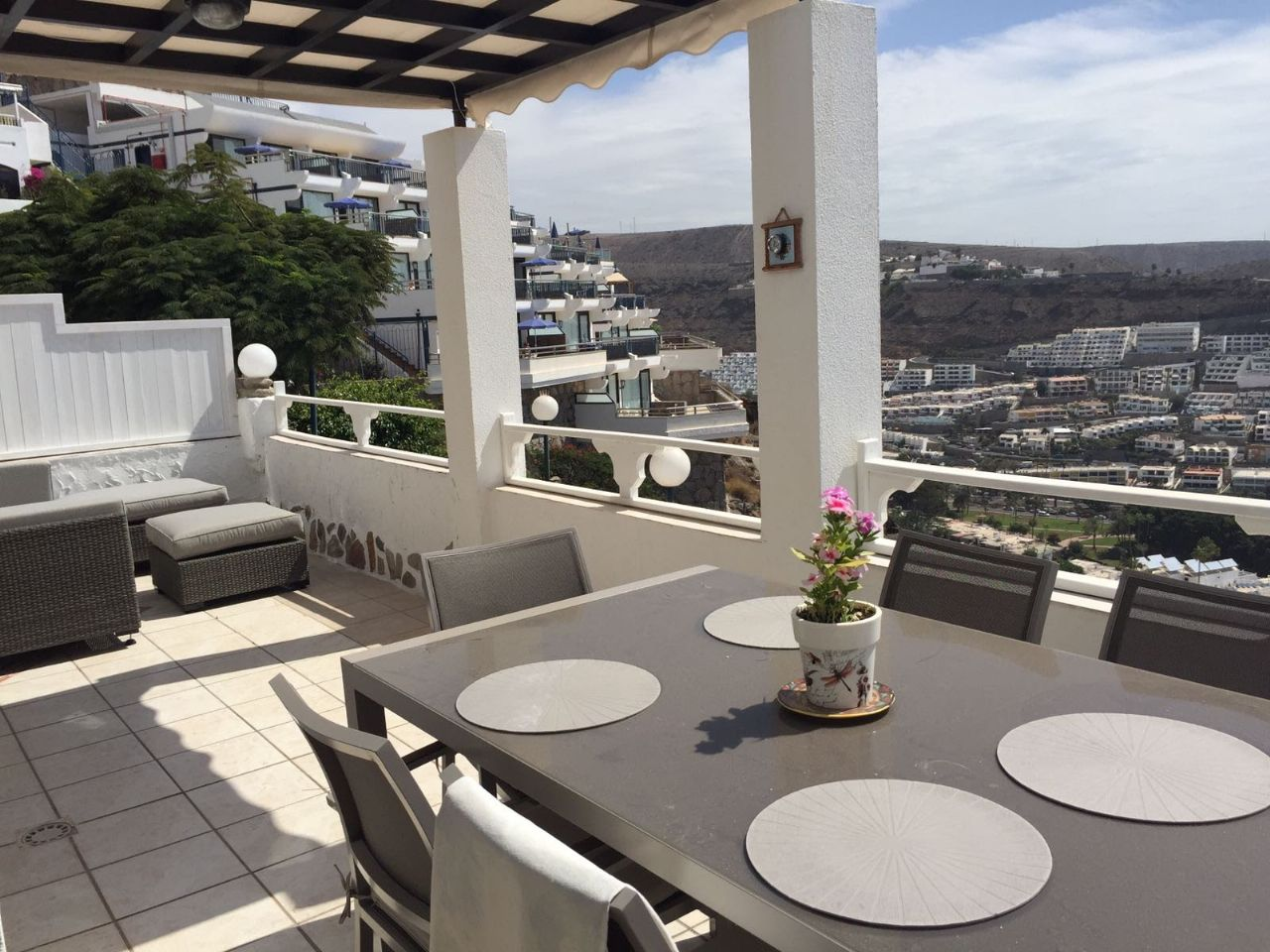 Apartment in Mogán, holiday rentals