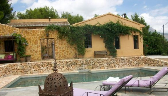 Country House in Altea, Altea la Vella, for sale