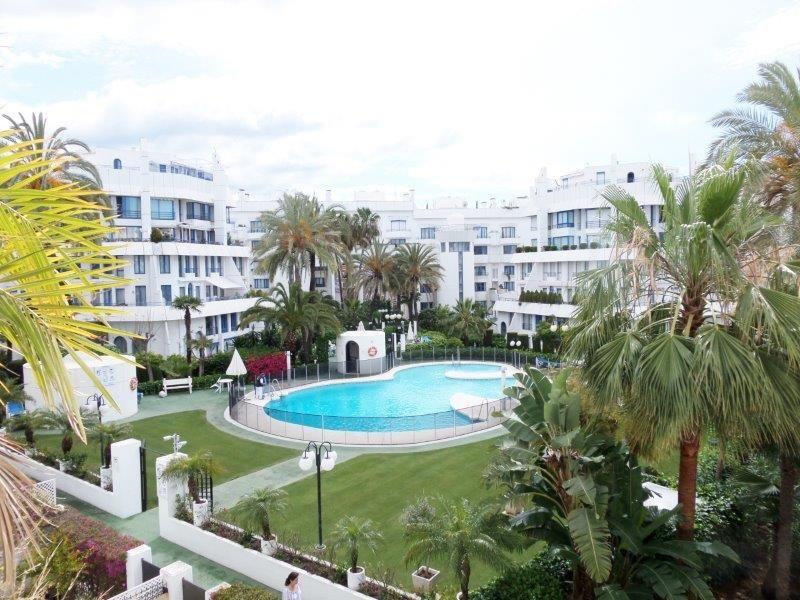 Dúplex en Marbella, Marbella playa, alquiler vacacional