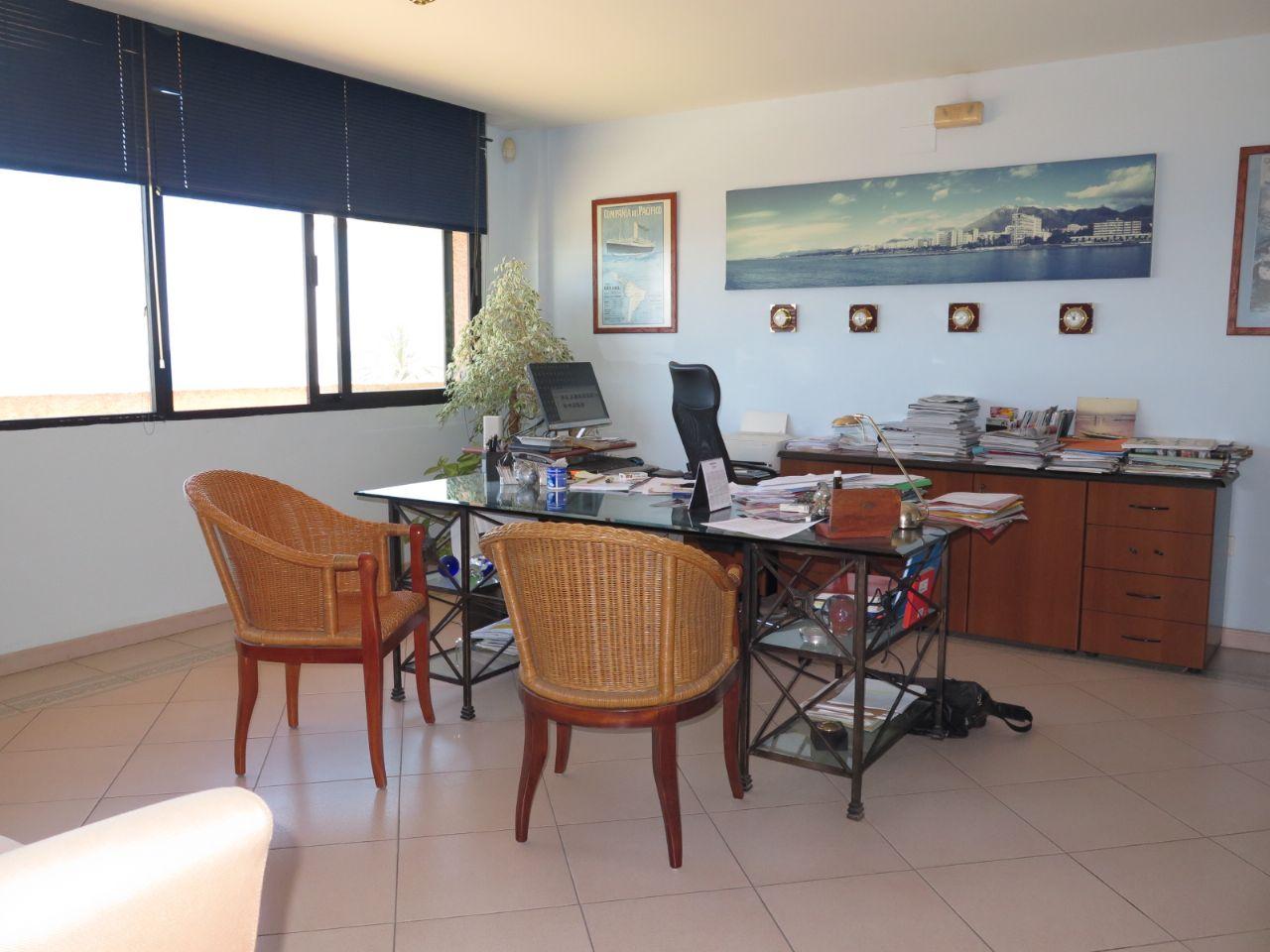 Büro in Marbella