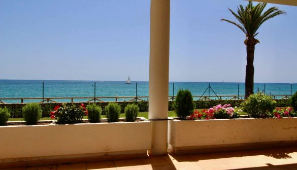 Flat in Altea, la Olla, for sale