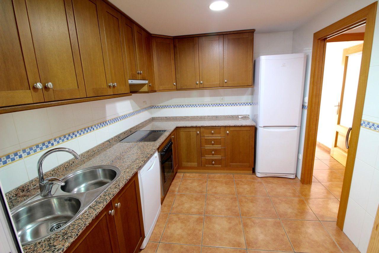Flat in Altea, Garganes, for rent