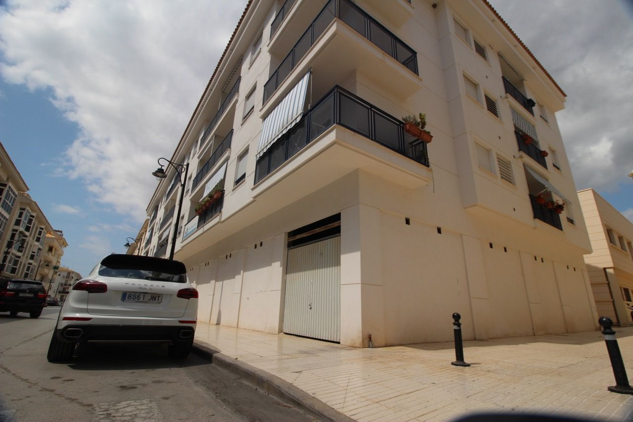 Commercial property in Altea, Garganes, rental with option of purchase
