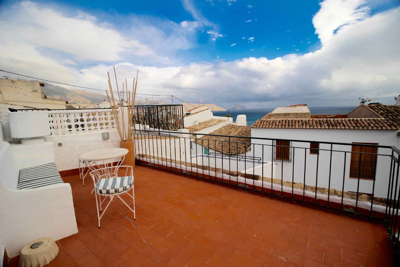 Town House in Altea, Casco antiguo, holiday rentals