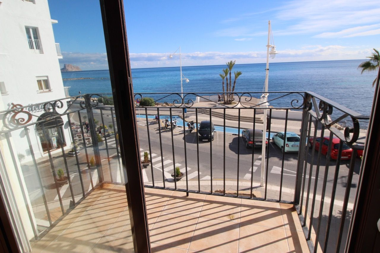 Apartment in Altea, Paseo Maritimo, for rent
