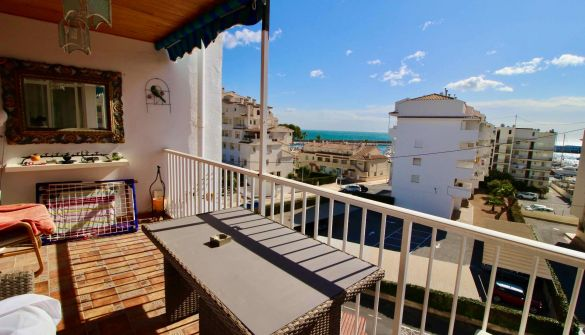Flat in Altea, Puerto, for sale