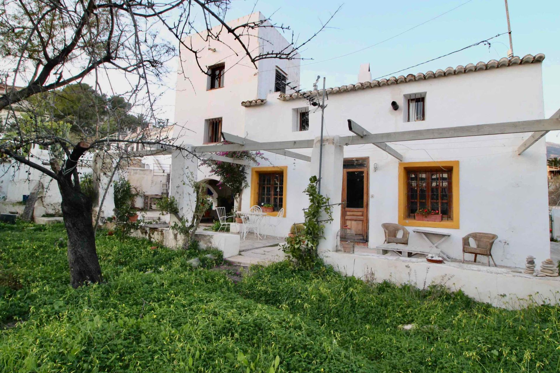 Country House in Altea, la Olla, for sale