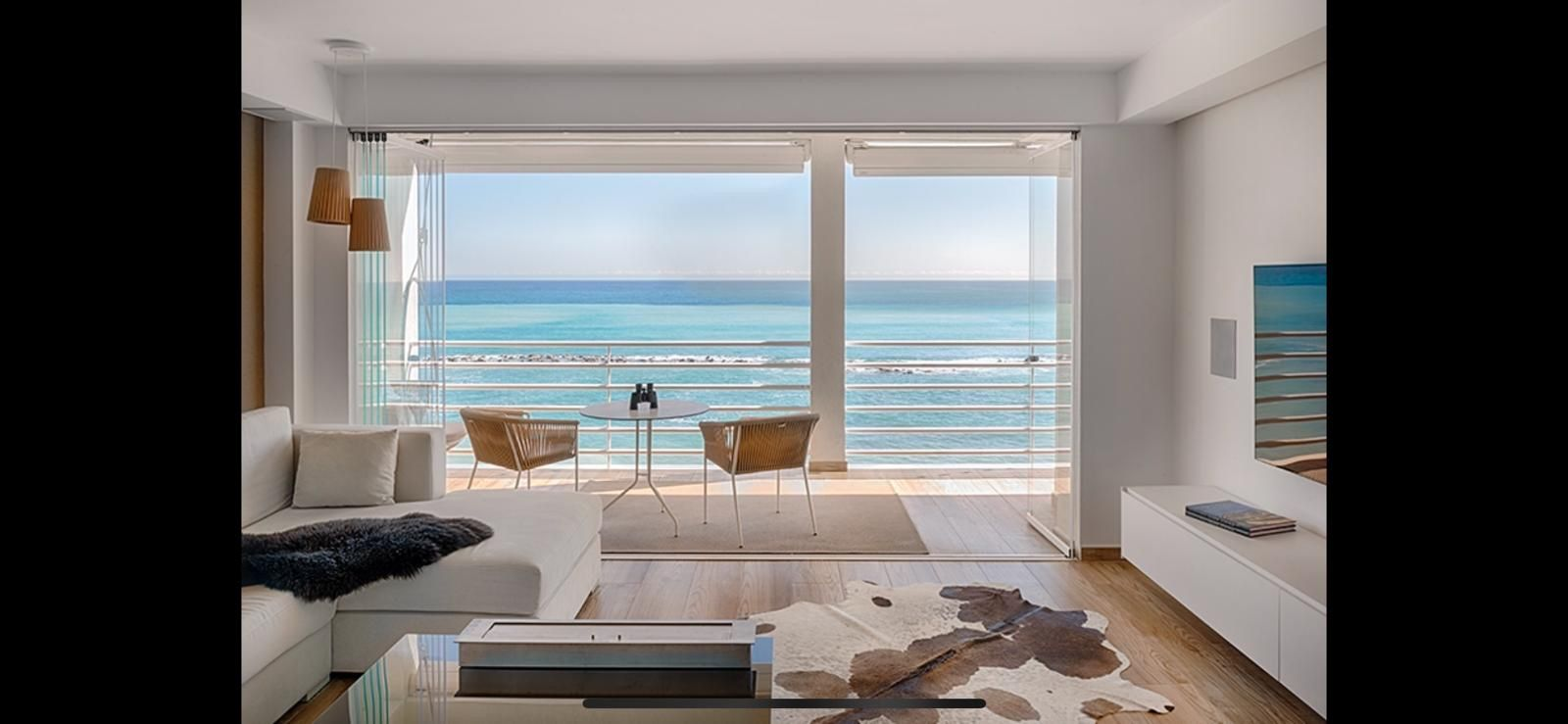 Flat in Altea, Paseo Maritimo, for rent
