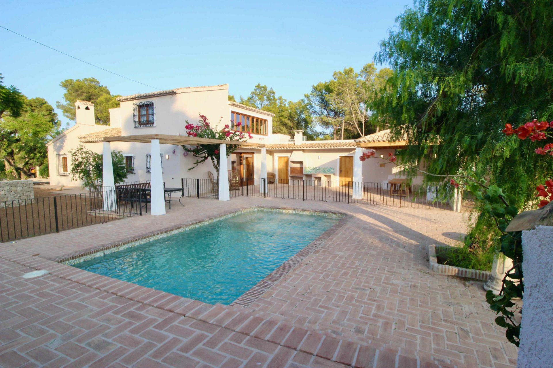 Luxury Villa in Alfaz del Pi / l'Alfàs del Pi, Polideportivo, for rent