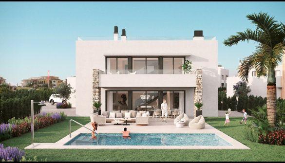 Villa de Lujo en Palma De Mallorca de 4 habitaciones