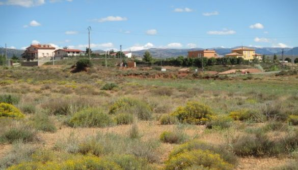 Parcela en Teruel