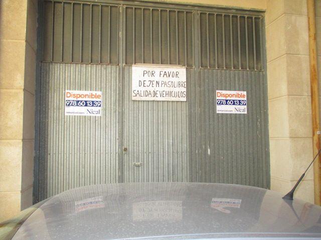 Local comercial en Teruel, San León, alquiler