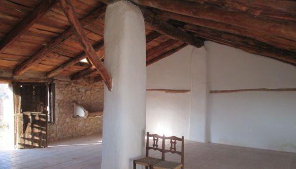 Casa de campo en Teruel de 1 habitaciones