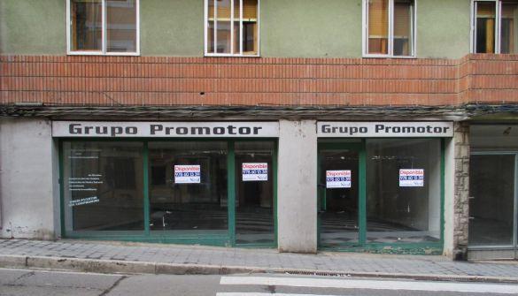 Local comercial en Teruel de 1 habitaciones